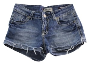 Vigold Denim Shorts-Distressed