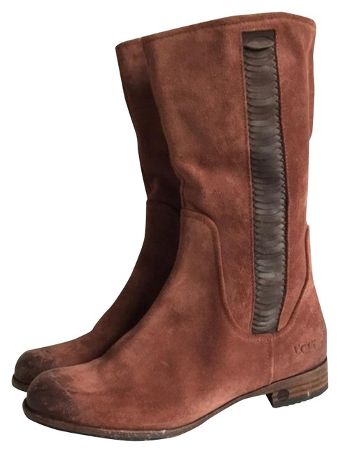 Item - Brown Anissa Boots/Booties Size US 6.5 Regular (M, B)