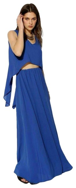 Item - Blue Urban Outfitters Jory Long Casual Maxi Dress Size 4 (S)