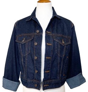 Urban Outfitters blue Womens Jean Jacket