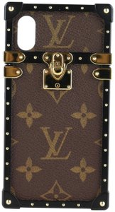 Louis Vuitton Louis Vuitton iPhone X/XS Eye Trunk Case
