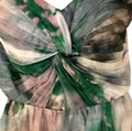 Minuet Floral: Green Pink Yellow Lavender White and Gray Md6933 Long Formal Dress Size 4 (S) Minuet Floral: Green Pink Yellow Lavender White and Gray Md6933 Long Formal Dress Size 4 (S) Image 1