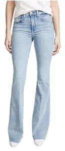 McGuire Wide Flare Leg Jeans-Light Wash