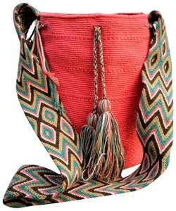 Wayuu Tribe Mochila Largehandmade Shoulder Bag