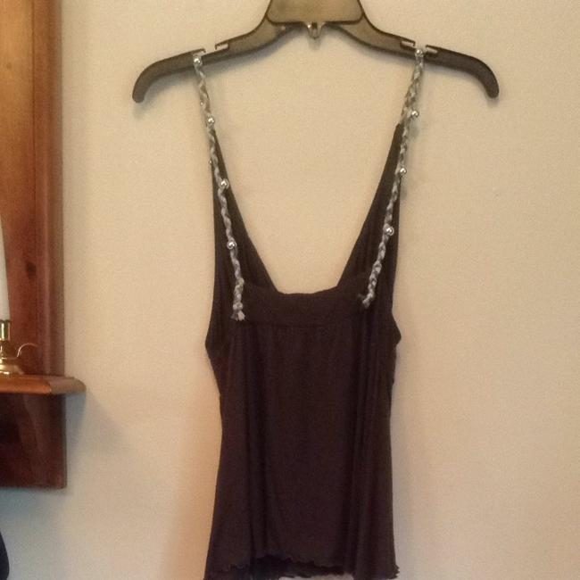 See by Chloé Top Gray Multi Straps