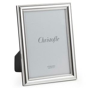 Christofle Christofle Albi Sterling Silver Picture Frame
