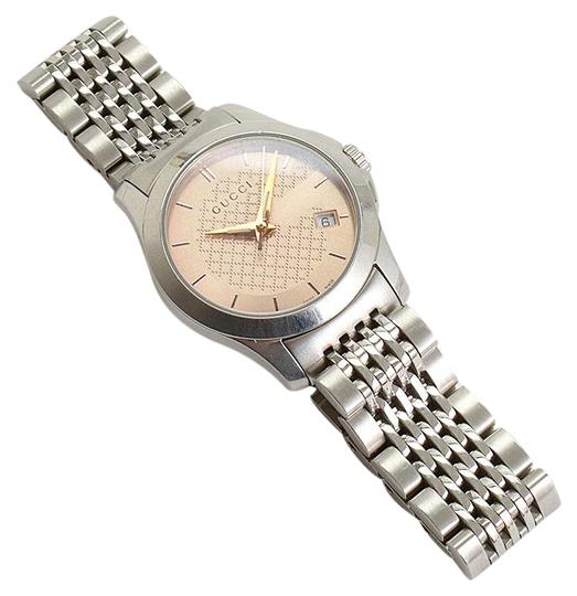 Preload https://img-static.tradesy.com/item/26863358/gucci-silverpink-rdc10804-stainless-steel-dial-watch-0-1-540-540.jpg
