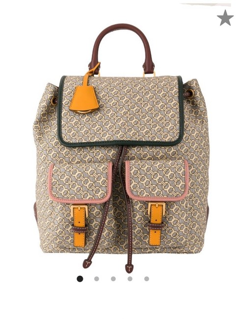 Item - New Multicolor Jacquard Backpack