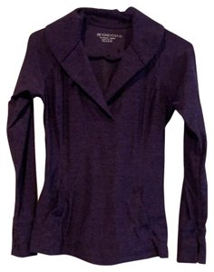 Beyond Yoga Heather purple pullover