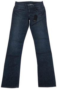 Black Orchid Denim Straight Leg Jeans-Medium Wash