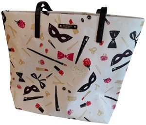 Kate Spade Tote in Pink with multi colors