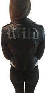 Philipp Plein Motorcycle Jacket