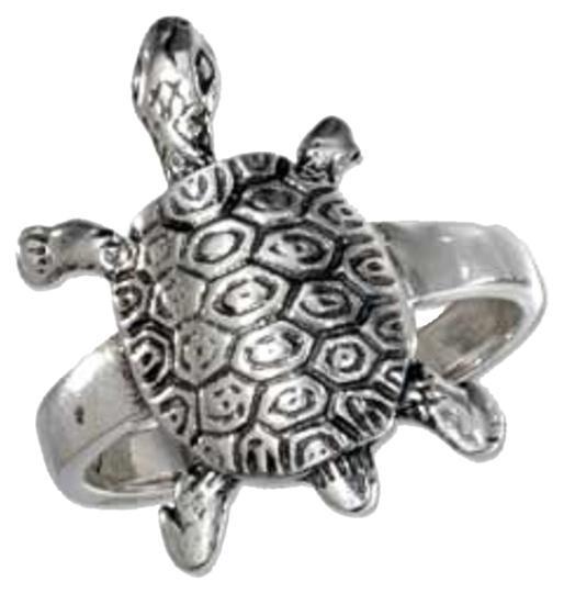 Preload https://item4.tradesy.com/images/silver-sterling-turtle-ring-2686603-0-0.jpg?width=440&height=440