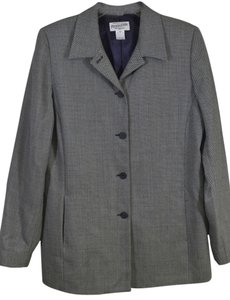 Pendleton Virgin Wool Navy Blazer