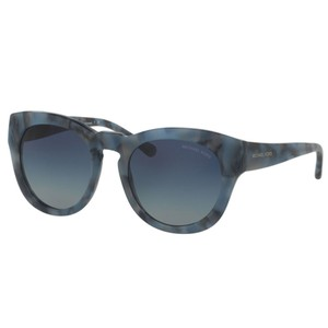 Michael Kors & Blue Gradient Lens MK2037 32094L 50 Summer Breeze Women's Round
