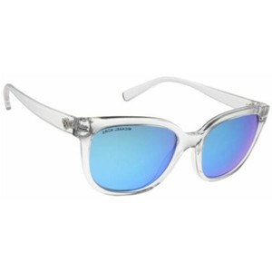 Michael Kors Blue Mirrored Lens MK2042 305125 60 Bea Women's Square