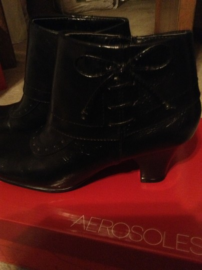 Aerosoles Cute Black Boots