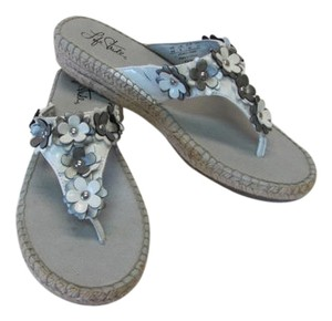 LifeStride New WHITE, SILVER Sandals