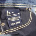 Citizens of Humanity Blue Ingrid #002 Low Waist Flare Leg Jeans Size 31 (6, M) Citizens of Humanity Blue Ingrid #002 Low Waist Flare Leg Jeans Size 31 (6, M) Image 4