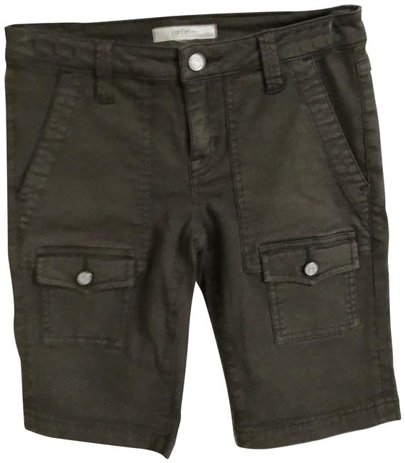 Item - Green Cargo Stretch In Shorts Size 4 (S, 27)