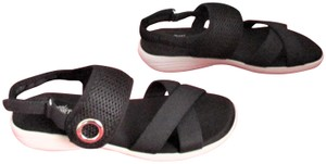 Easy Street Next Day Shipping Black Sandals
