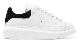 Alexander McQueen White, black Athletic