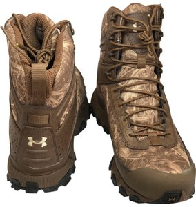 Under Armour Brown Boots