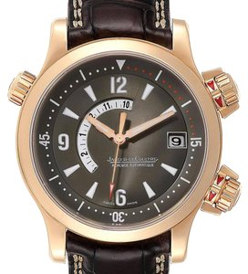 Jaeger-LeCoultre Jaeger Lecoultre Master Compressor Memovox Rose Gold Watch 146.2.97