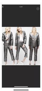 Zadig & Voltaire Capri/Cropped Pants Silver