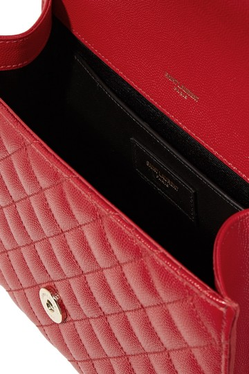 Saint Laurent Ysl Quilted Cross Body Bag Image 11