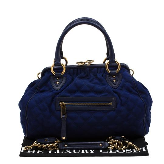 Marc Jacobs Quilted Satchel in Purple Image 10