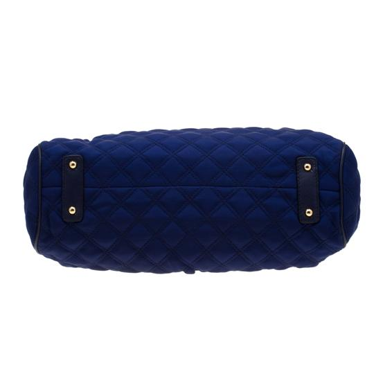 Marc Jacobs Quilted Satchel in Purple Image 4
