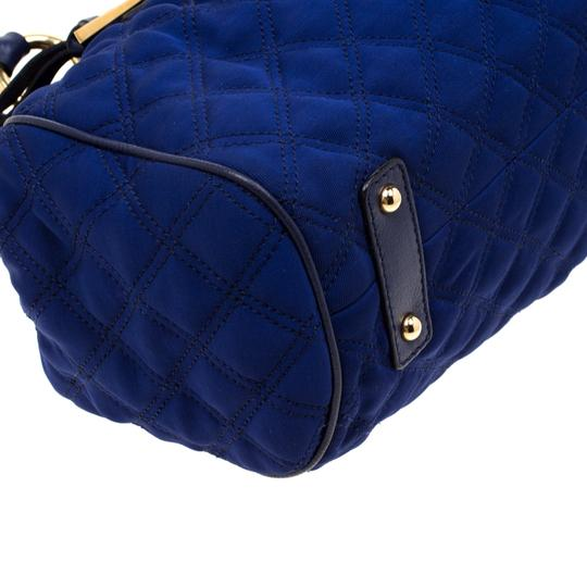 Marc Jacobs Quilted Satchel in Purple Image 5