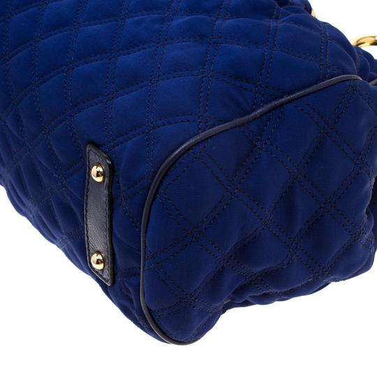 Marc Jacobs Quilted Satchel in Purple Image 6