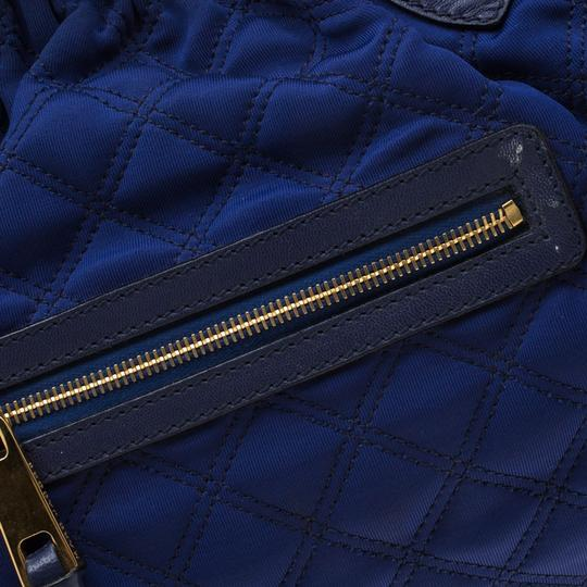 Marc Jacobs Quilted Satchel in Purple Image 9