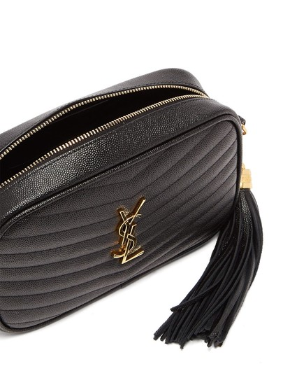 Saint Laurent Ysl Lou Ysl Cross Body Bag Image 10