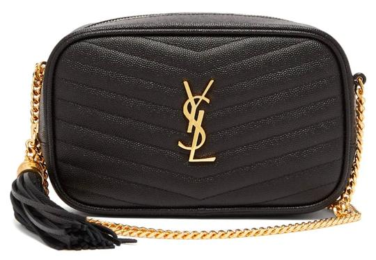 Saint Laurent Ysl Lou Ysl Cross Body Bag Image 11