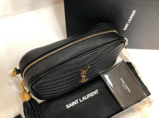 Saint Laurent Ysl Lou Ysl Cross Body Bag Image 6