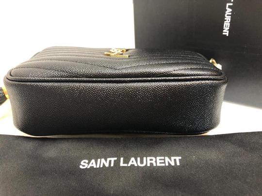 Saint Laurent Ysl Lou Ysl Cross Body Bag Image 9