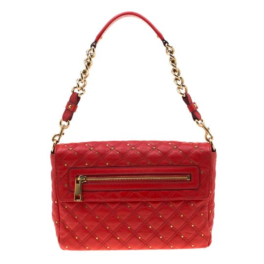 Marc Jacobs Leather Shoulder Bag Image 1
