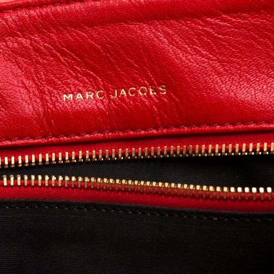 Marc Jacobs Leather Shoulder Bag Image 7