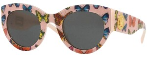 Versace Grey Lens VE4353 528687 Women's Cat Eye