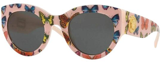 Preload https://img-static.tradesy.com/item/26872483/versace-butterfly-pink-frame-and-grey-lens-ve4353-528687-women-s-cat-eye-sunglasses-0-1-540-540.jpg