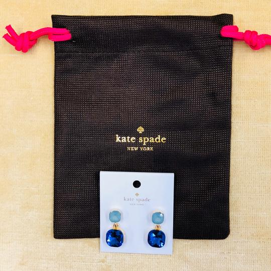 Kate Spade Double Drop Dangling Earrings Image 1