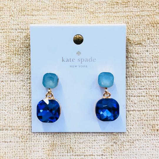Kate Spade Double Drop Dangling Earrings Image 2