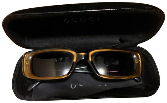 Preload https://img-static.tradesy.com/item/26872506/gucci-brown-with-case-sunglasses-0-1-540-540.jpg