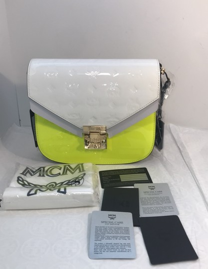 MCM Cross Body Bag Image 10