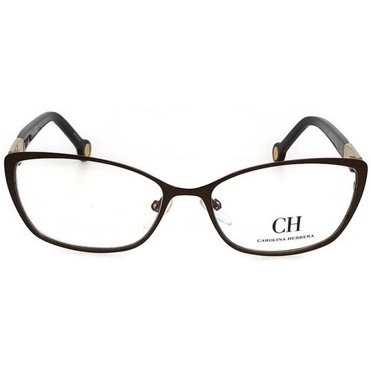 Carolina Herrera VHE073-0G28-54 Eyeglasses Size 54mm 16mm 140mm Brown Image 1