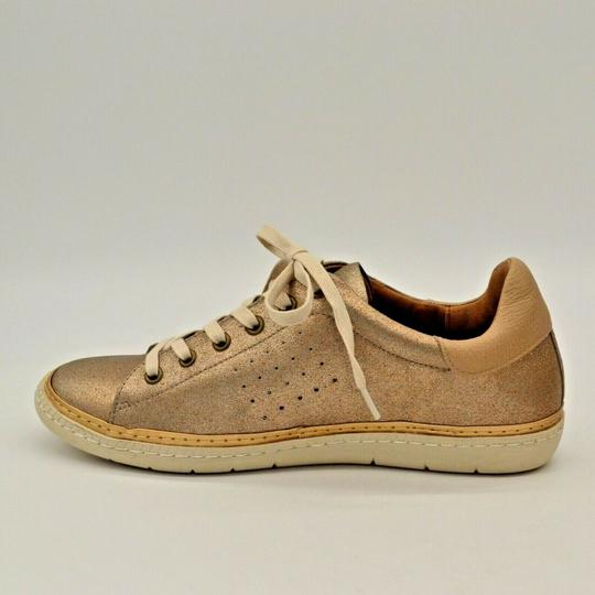 Söfft Sneaker Leather Gold Athletic Image 1