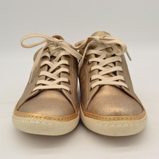 Söfft Sneaker Leather Gold Athletic Image 2